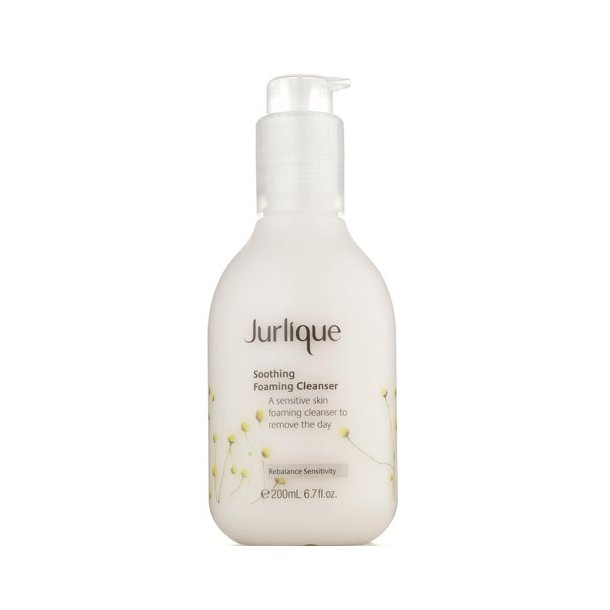 Soothing foaming cleanser, 200 ml (Jurlique)