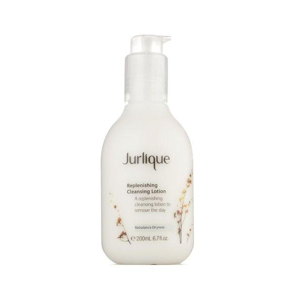 Replenishing cleansing lotion (Jurlique)