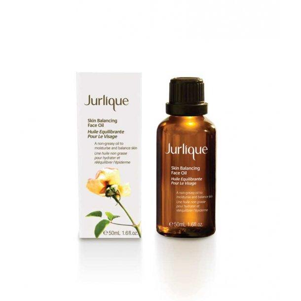 Skin balancing face oil (Jurlique)