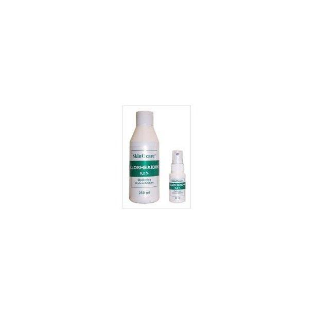 SkinOcare klorhexidin spray 0,2%, 30 ml