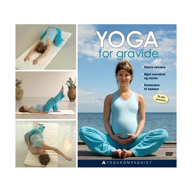 Yoga for gravide (DVD)
