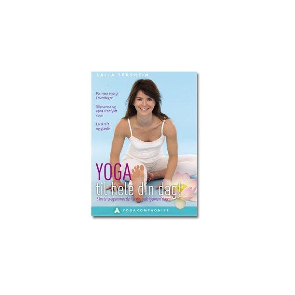 Yoga til hele din hverdag (DVD)