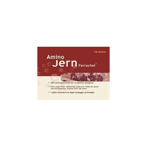 AminoJern, 100 tabletter
