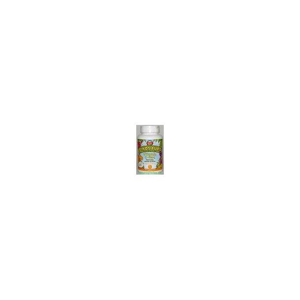Dinosaurs vitamin C-rex, 100 tabletter