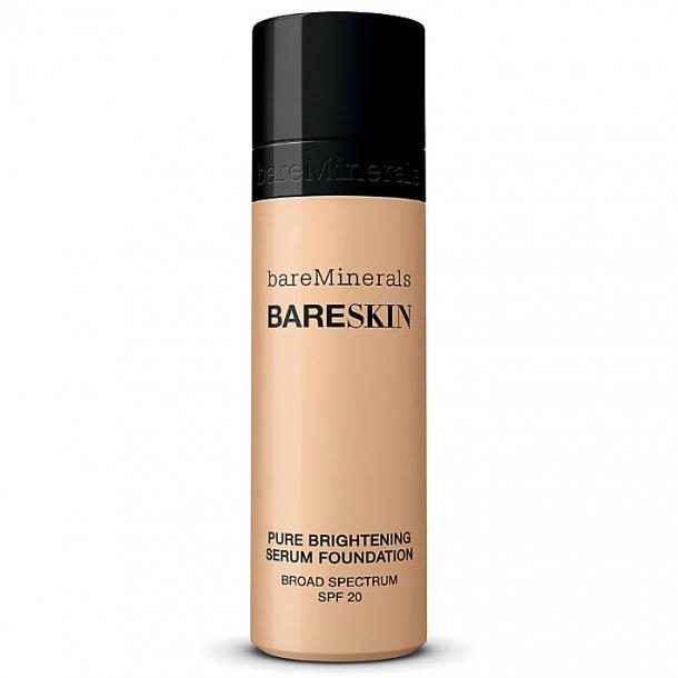 Bare Skin Pure Brightening Foundation Serum SPF 20 Bare Shell 02, bareMinerals