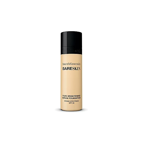Bare Skin Pure Brightening Foundation Serum SPF 20 Bare Cream 05, bareMinerals