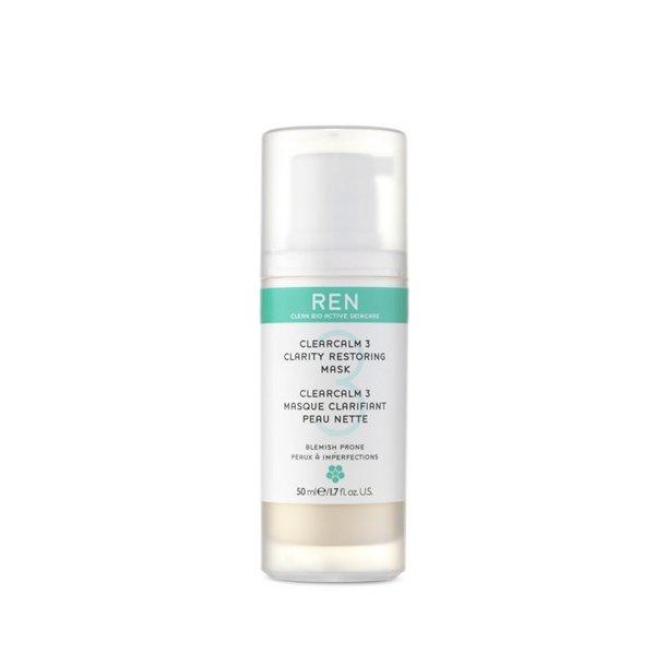 Clearcalm3 Anti-Blemish Treatment Mask (REN)