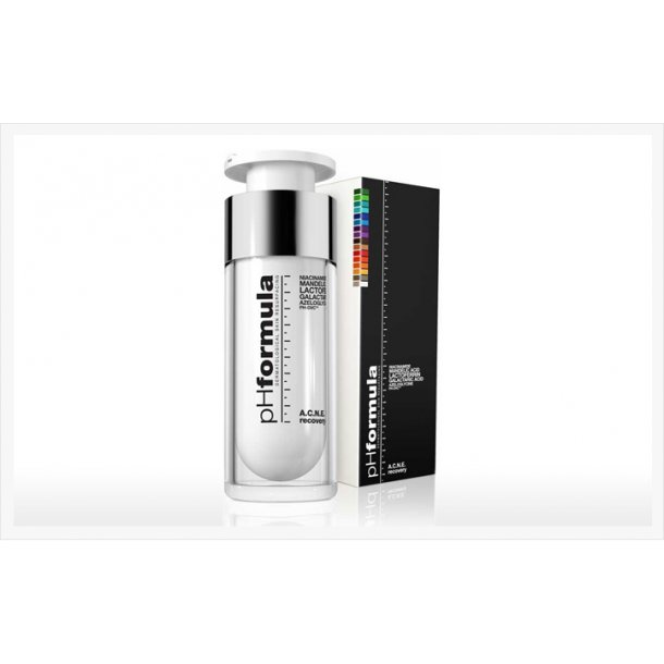 A.C.N.E. recovery (pH formula)