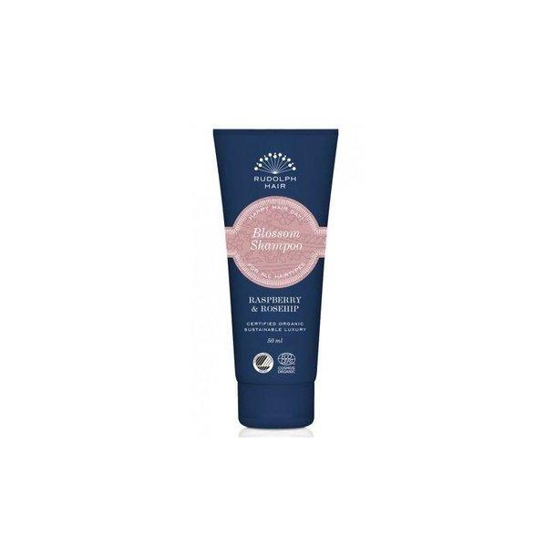 Blossom Shampoo 50 ml rejsestørrelse, Rudolph Care