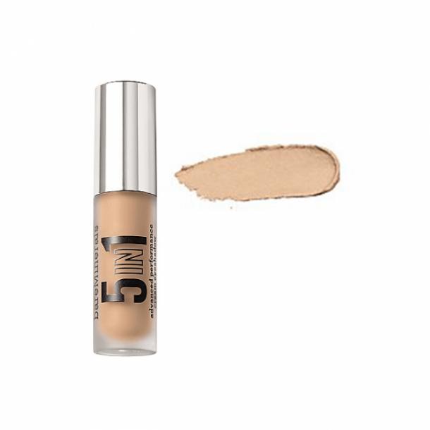 5-in-1 BB Cream Eyeshadow SPF 15, Soft Linen (bareMinerals)