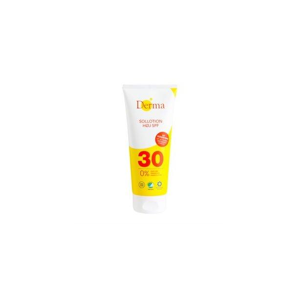 Sollotion SPF30, Derma