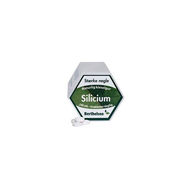 Silicium Berthelsen, 240 tabletter
